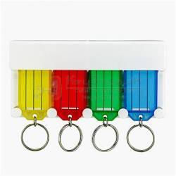 Nøgle opbevaring rack