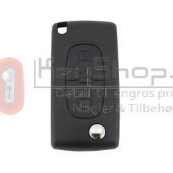 Peugeot Remote case