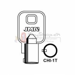 CHI-1T efter kode