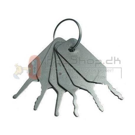 Mikro nøgle Jigglers Souber