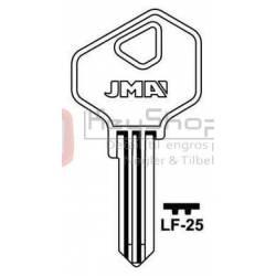 LF-25 JMA nøgleemne