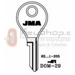 DOM-29 JMA nøgleemne (DOM20)