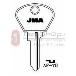 AF-7D JMA nøgleemne