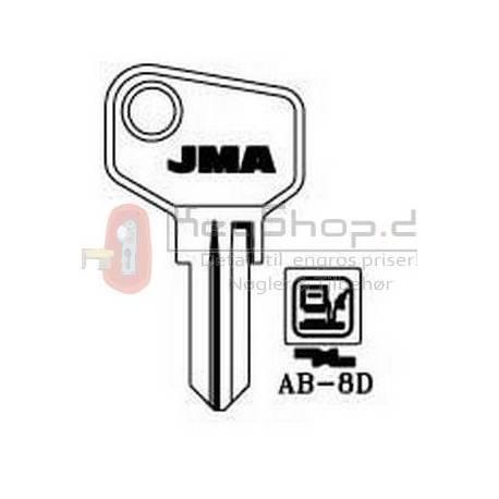 AB-8D JMA nøgleemne