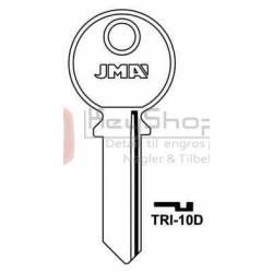 TRI-10D JMA nøgleemne