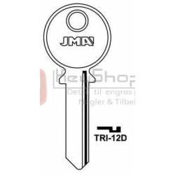 TRI-12D JMA nøgleemne