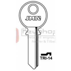 TRI-14 JMA nøgleemne