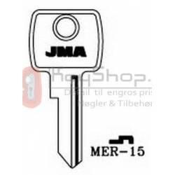 MER-15 JMA nøgleemne