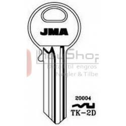 TK-2D JMA nøgleemne