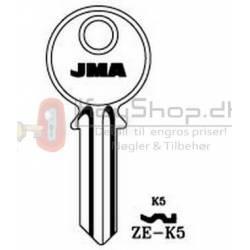 ZE-K5 JMA nøgleemne