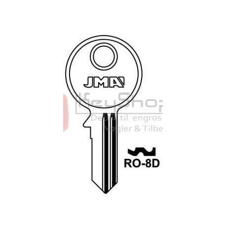 RO-8D JMA nøgleemne