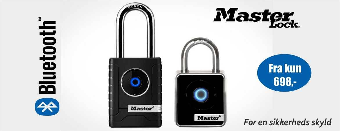 Master lock Bluetooth